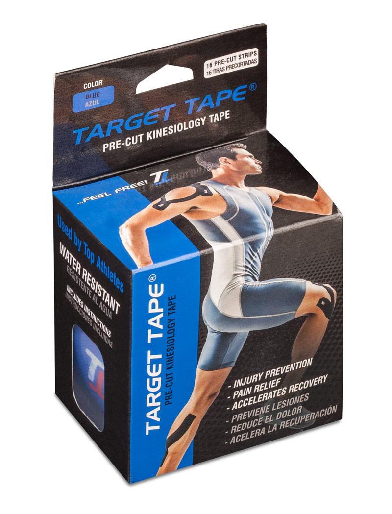 TT TARGET TAPE® precut roll - Blue