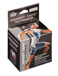TT TARGET TAPE® precut roll - Black