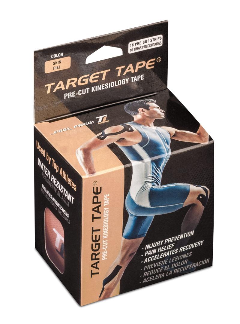 TT TARGET TAPE® precut roll - Skin