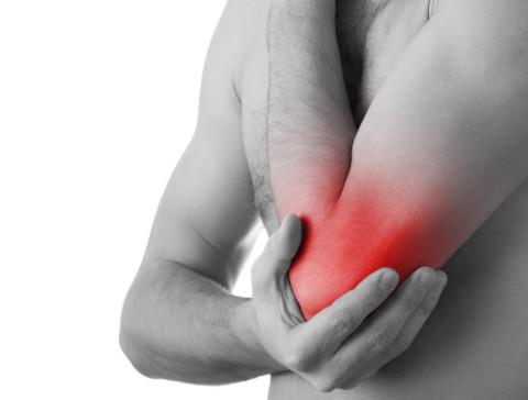 Elbow Injury Isn't Funny!