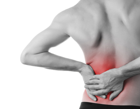 Lower back pain, SI Join Pain and Kinesiology Tape