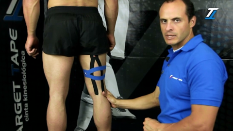 Protecting the Hamstring Muscle with TT Tape