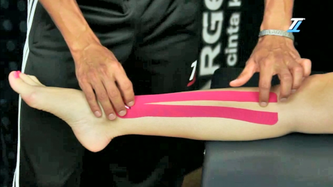 Treating and Preventing Shin Splints with TT Target Tape