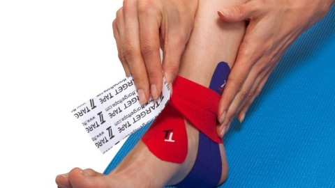 How TT TARGET TAPE® Can Prevent and Alleviate Ankle Sprain Symptoms