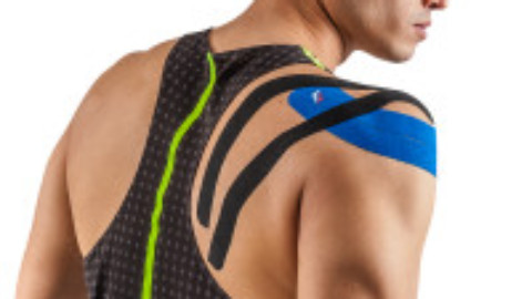 Taping to Relieve Upper Back Pain