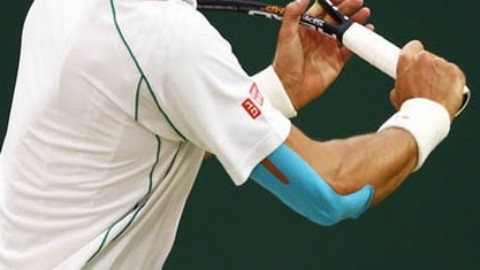 Preventing Common Tennis Injuries with TT Tape